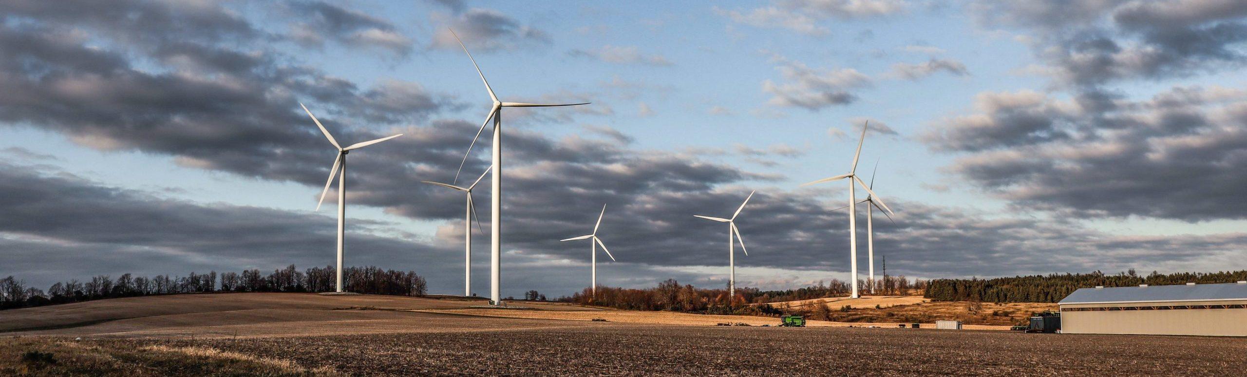 Énergie éolienne résidentielle